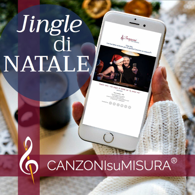 JINGLE DI NATALE - La nuova idea regalo di Natale