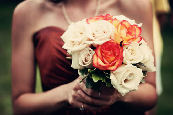 Il regalo speciale della testimone di nozze